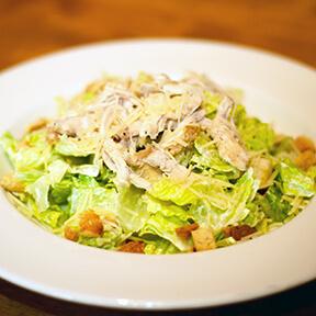 ceasar replace 1st salad