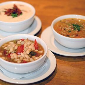 soup choice replace chowder